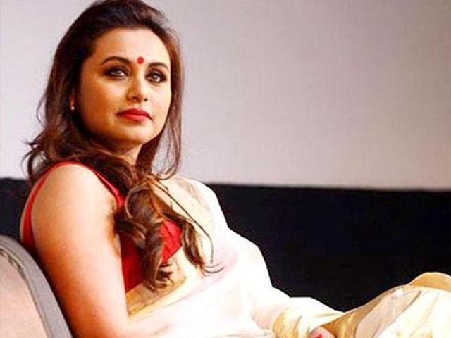 Rani Mukerji played Tina in Kuch Kuch Hota Hai. (HTPhoto)