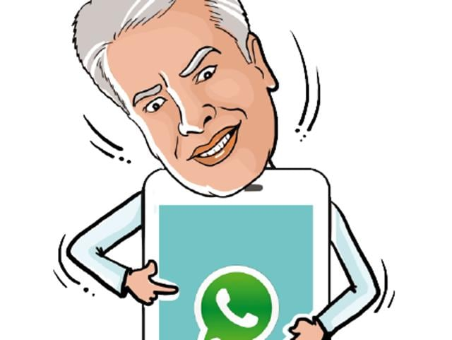 Jakhar has strengthened his presence on social media. He has launched 'SJ NEWS 33', a new WhatsApp group, to lambast the SAD-BJP combine.
