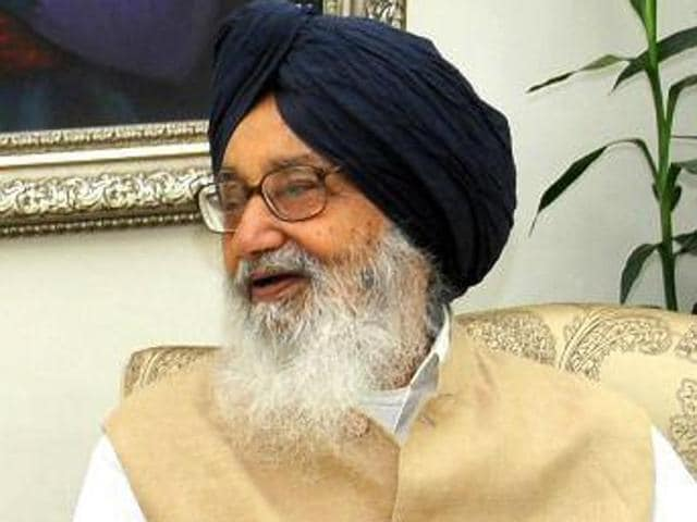 The state government was keeping a strict vigil to crush the ugly head of anti-national forces which were trying to derail the peace and prosperity in the state, Badal said, referring to media reports of possibility of Pathankot-like terror attack during assembly polls next year.