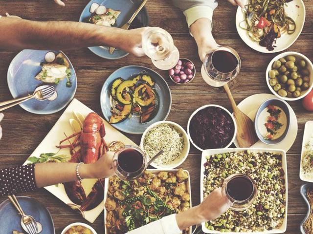 Mediterranean Diet,Fast Food,Healthy Food