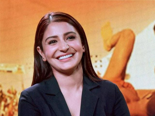Actor Anushka Sharma has no qualms with sharing screenspace with another female actor.