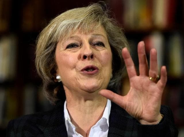 Britain's interior minister, Theresa May, is the favourite to take over from David Cameron as the prime minister.