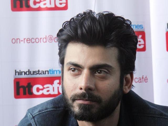 Fawad Khan feels he would like to shape a career graph like that of Leonardo DiCaprio.