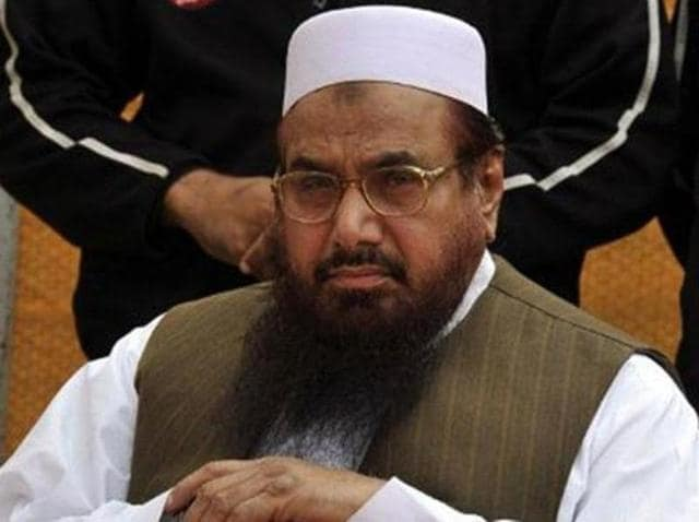 Burhan Wani's killing,LeT founder Hafiz Saeed,Kashmir tense