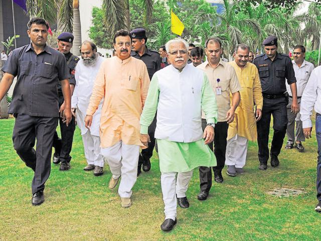 The CM said the state government will form new rules and regulations by scrapping some archaic forest laws.