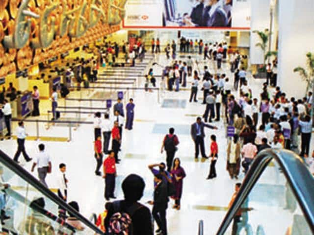 Travellers could buy goods worth only Rs 5,000 earlier at airports across the country.