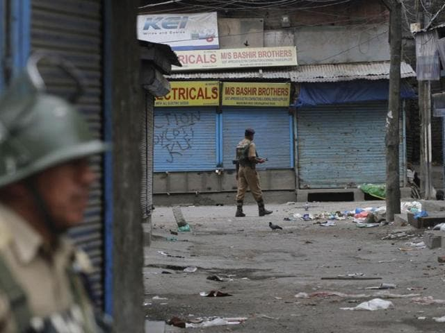 Life in Kashmir Valley continued to be paralysed on Monday, July 11, 2016, three days after the death of Hizb militant Burhan Wani. Wani's killing has led to  violence in which scores have been killed.