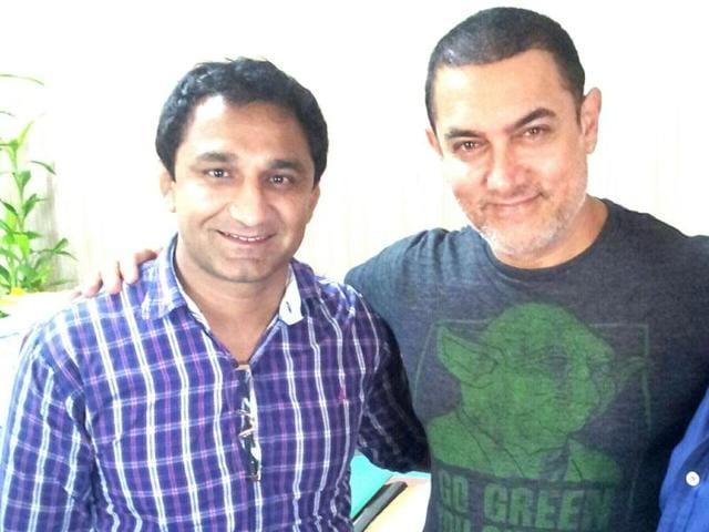 Bollywood,Aamir Khan,Kripa Shankar Patel Bishnoi