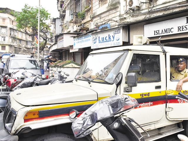 Mumbai, India - July 7, 2016:Zakir Naik's office at Dongri in Mumbai, India, on Thursday, July 7, 2016. (Photo by Anshuman Poyrekar/ Hindustan Times)