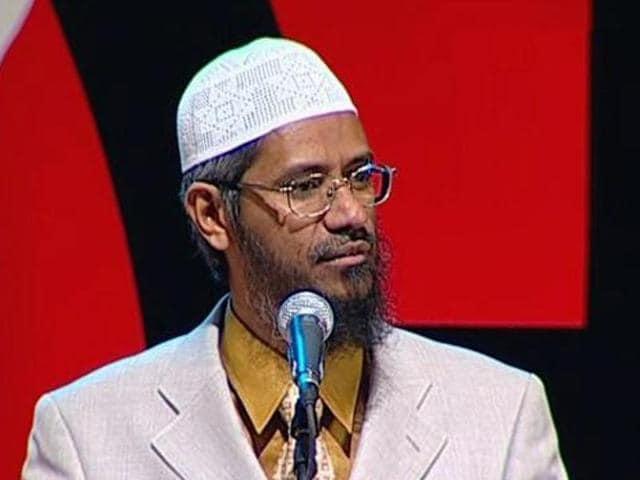 Zakir Naik,Peace TV,Dubai