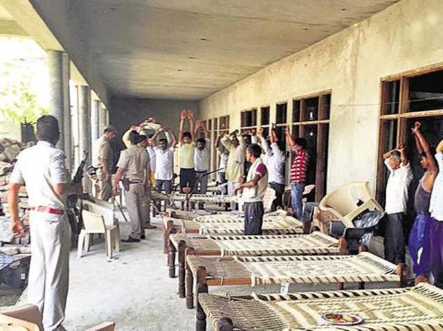 Anti-Extortion Cell,Gautam Budh Nagar police,Sundar Bhati Gang