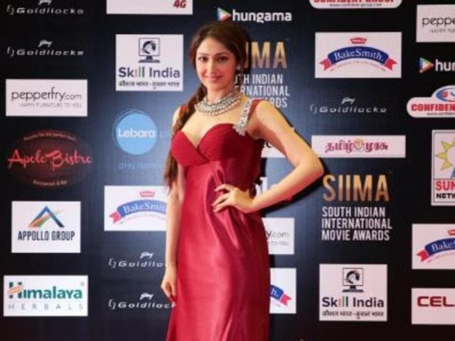 Sayyeshaa is one of the most talked about new faces in Bollywood. (Twitter)