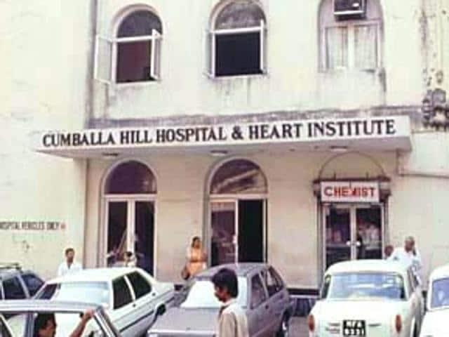 South Bombay,Cumballa Hill hospital,Sunita Nair
