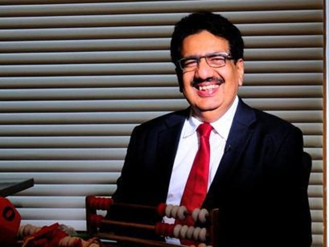 Vineet Nayar (pictured) and Anupama Nayar featured along with three other Indians in Forbes Asia's annual Heroes of Philanthropy list.