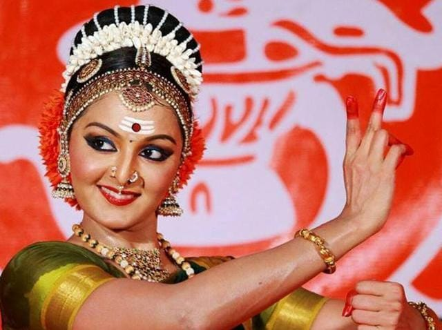 Not only is Manju Warrier acting in Abhijnana Shakuntalam, she is also producing it.