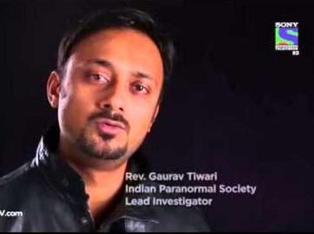 What may come as a surprise to many, Ghostbuster Gaurav was also a regular on Indian television as a paranormal expert.