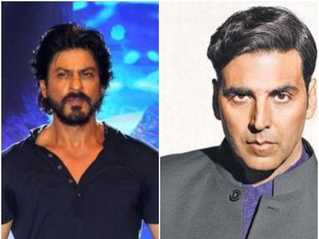 SRK and Akshay are at the 86th and 94th position respectively in Forbes' latest list.