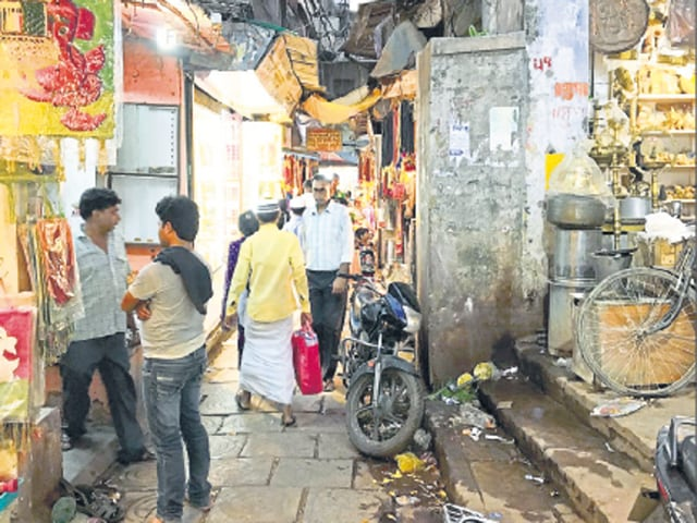Lack of coordination between various municipal and state institutions has caused severe congestion in the city of 18-20 lakh people that is also a major spiritual centre of the country.