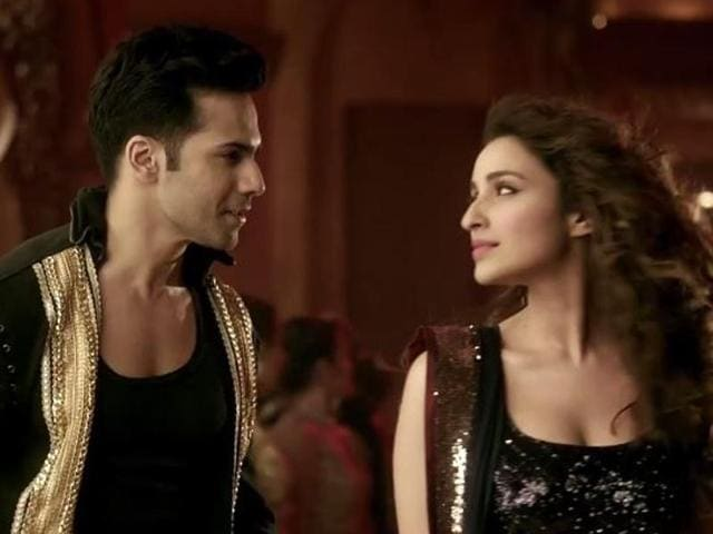 Parineeti Chopra makes a guest appearance in Dishoom with her song Jaaneman Aah.