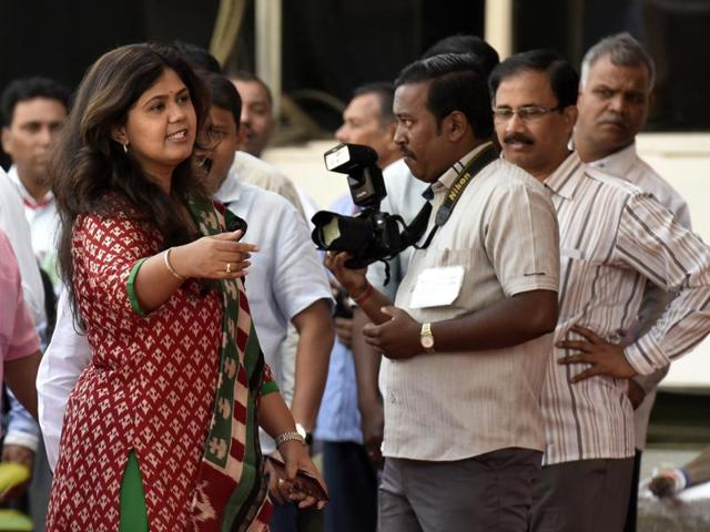 Now, in the aftermath of the public spat between her and chief minister Devendra Fadnavis over the allocation of portfolios during the cabinet expansion last week, I am inclined to believe that Pankaja Munde is indeed more childish and immature than anyone could have fathomed