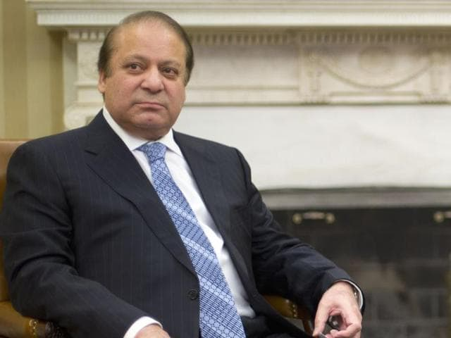 Pakistan PMNawaz Sharif had expressed deep shock over Burhan Wani's killing by the security forces in Kashmir.
