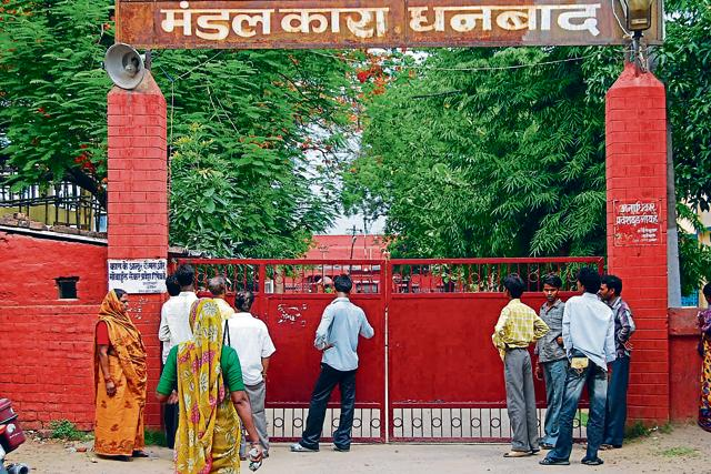 Fever cases in Dhanbad jail touched 250 on Sunday.