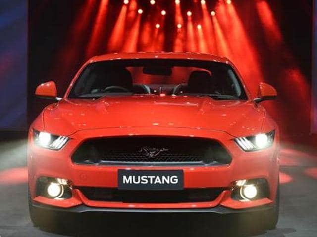 It took over 50 years for Ford Mustang to come to India.  The muscle car starts at Rs  65 lakh ex-showroom Delhi.