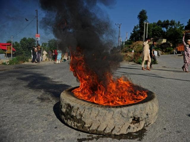The change in the ground situation in the intervening quarter of a century rules out the return of a constant threat of violence in the Valley.