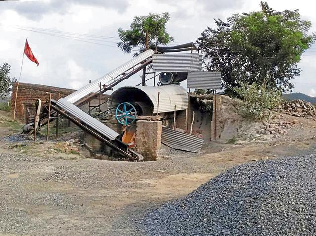 Experts say crushers, illegal mining and brick kilns operate in Dalma illegally, due to which the elephants frequently stray into Jamshedpur.