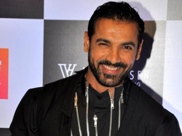 John Abraham is currently down with a viral and has been advised rest.