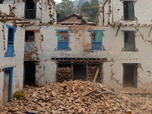 Earthquake,India earthquake,Michael Steckler