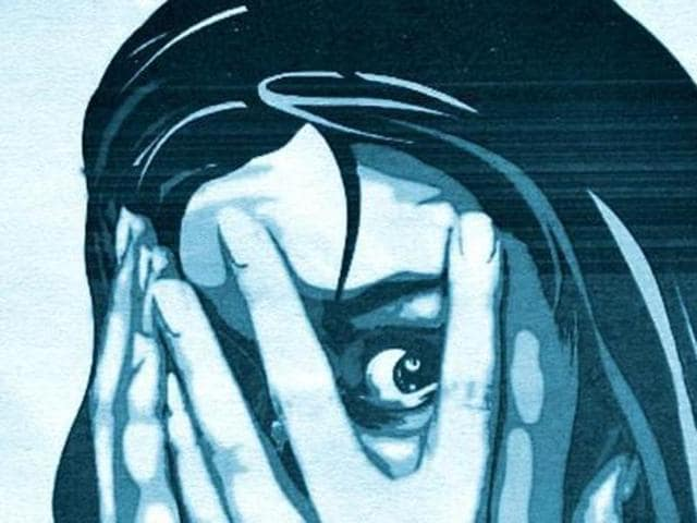 A married woman from Patra Sadwa village has accused her neighbour of rape in a complaint to the police.