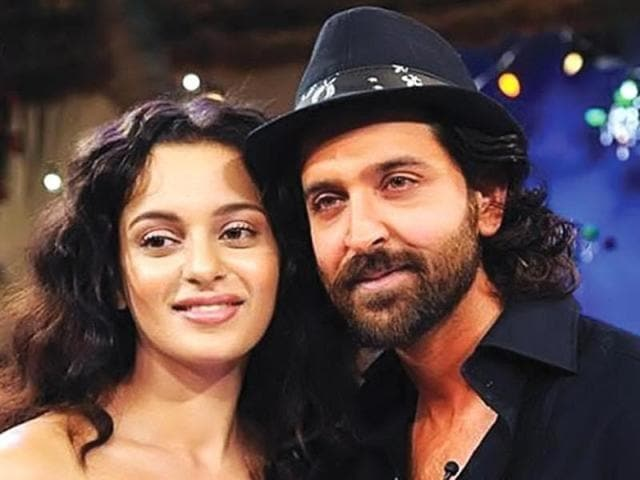 Reports said Hrithik and Kangana allegedly started dating when they were working together on Krrish 3.