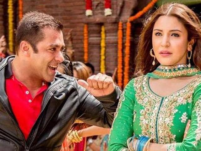 Salman Khan,Sultan,Anushka Sharma