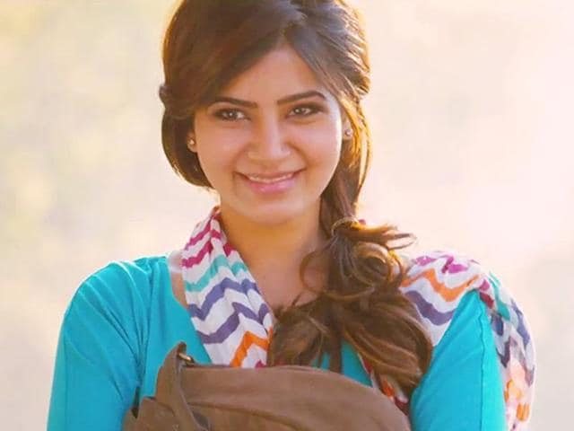 As replacement for Samantha Ruth Prabhu, the makers are trying rope in Amala Paul Vijay.
