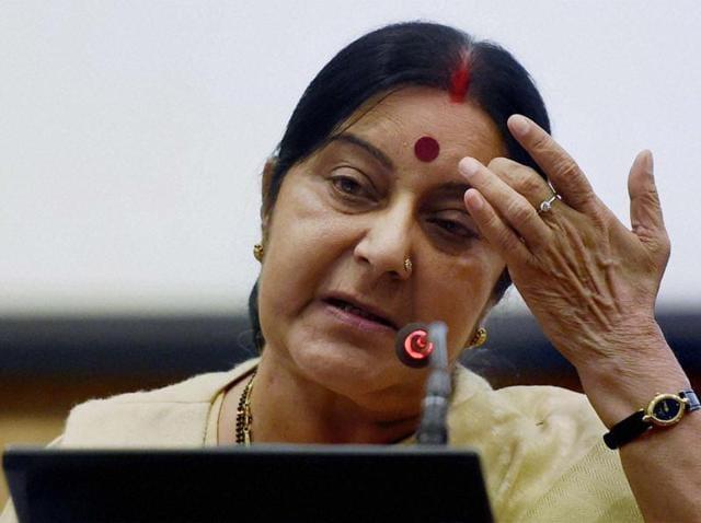 Sushma Swaraj,South Sudan,Civil war