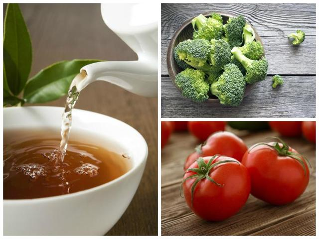 Food synergy is the term used for nutrients working together to create greater health effects.