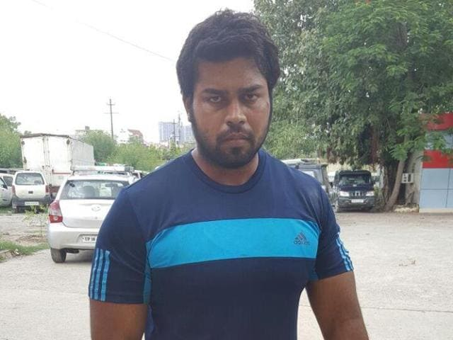 The accused, Varun Goyal, 28, has been arrested. He owns a gym in Ghaziabad.