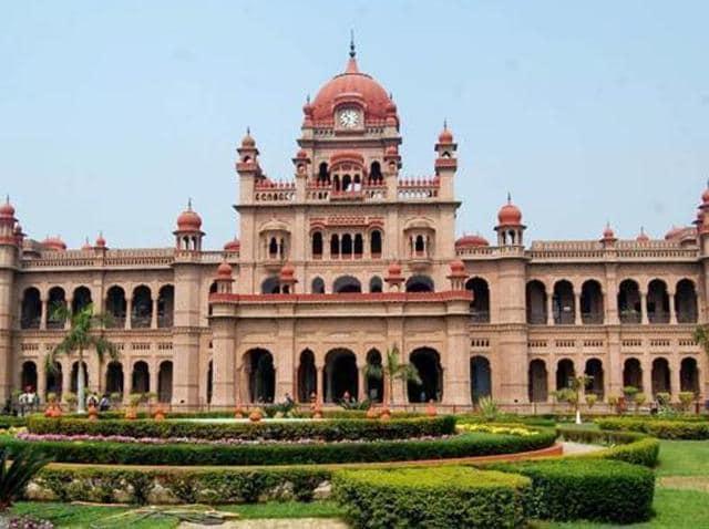 Khalsa College in Amritsar
