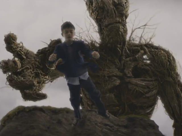 It's a Groot origin story.