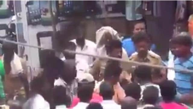 A video of the man and his family being beaten  up by the cops had gone viral.