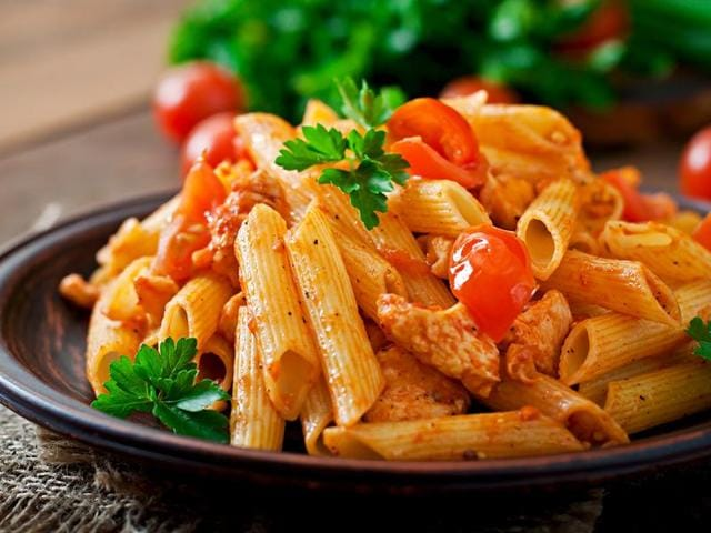 A new study links pasta to weight loss rather than weight gain as part of the Mediterranean diet.