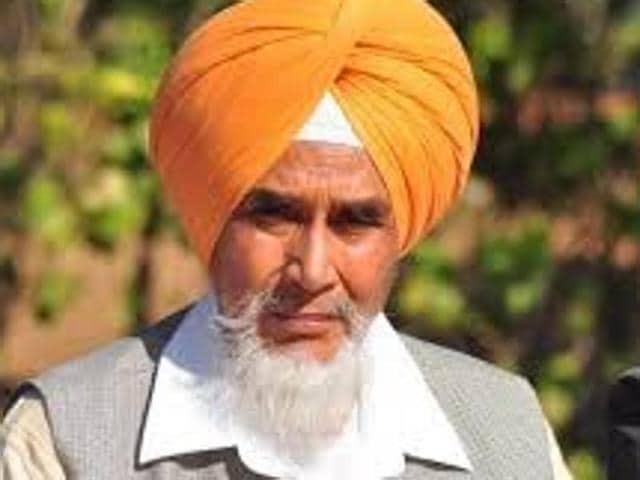 Aam Aadmi Party Punjab convener Sucha Singh Chhotepur