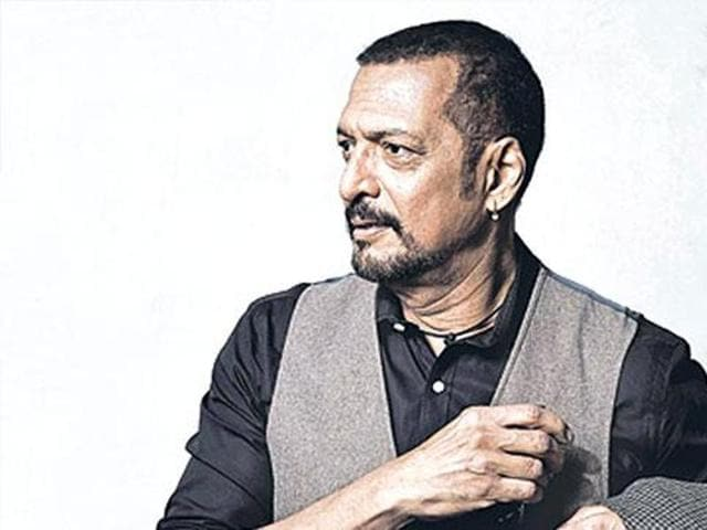 """National Award-winning actor Nana Patekar is convinced that staying out of the limelight has """"helped him survive"""" in the film industry. (HTPhoto)"""