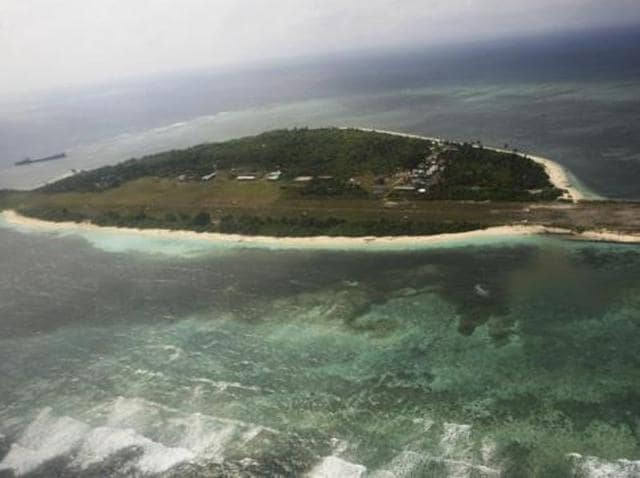 South China Sea,tribunal's ruling,India