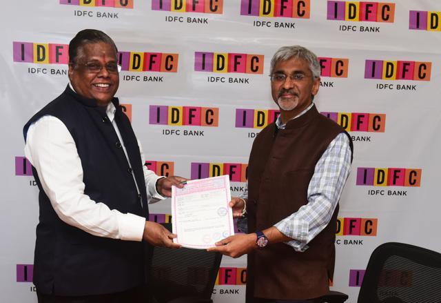 IDFC,Rajiv Lall,Dilip Shanghvi