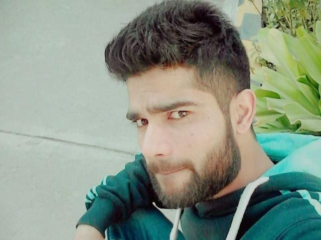 Amir Nazir Lattoo died of a bullet injury during the ongoing Kashmir unrest over the killing of Hizbul militant Burhan Wani in an encounter.(Photos courtesy: Facebook)