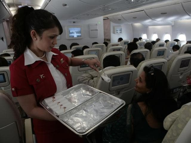 SpiceJet, an airline company, on Tuesday announced a change in its in-flight menu
