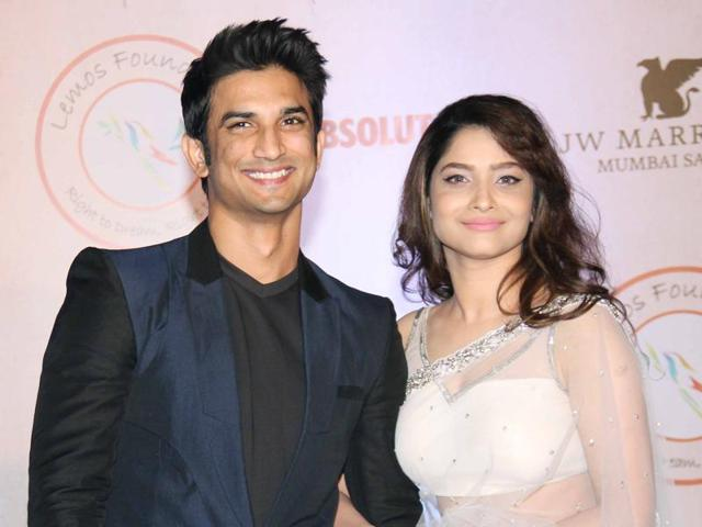 Actors Sushant Singh Rajput and Ankita Lokhande are reportedly trying to give their relationship a second chance.