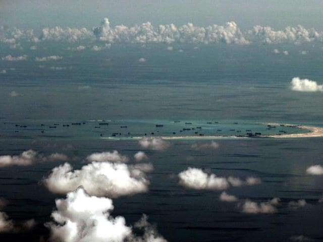 South China Sea,China rejects tribunal's ruling on South China Sea,air defence zone